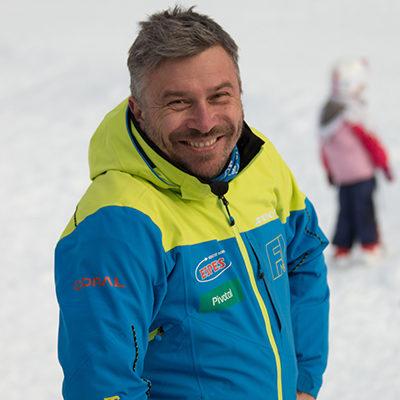 Nasz ekspert od merytoryki i jakości szkoleń dla instruktorów narciarstwa.