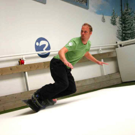 Snowboard A