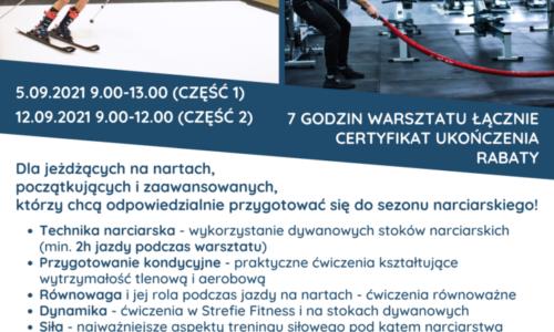 plakaty rozne CS-capitalna forma narciarza warsztat